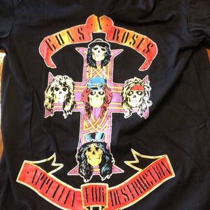 Guns & Roses Band Tee Shirt